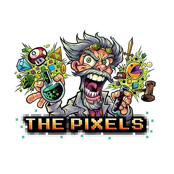 Pixels Flavour